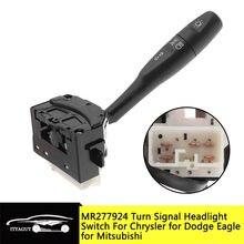 MR277924 AM7979055 reflektor kierunkowskazu dla chryslera dla Dodge Eagle dla Mitsubishi Cruise migacz dźwignia kierunkowa