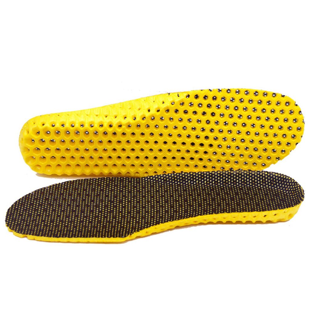 1 Pair Thick Shoe Insole Orthotic Shoes & Accessories Insoles Orthopedic Memory Foam Sport Arch Support Insert Pad Woman Men Hot