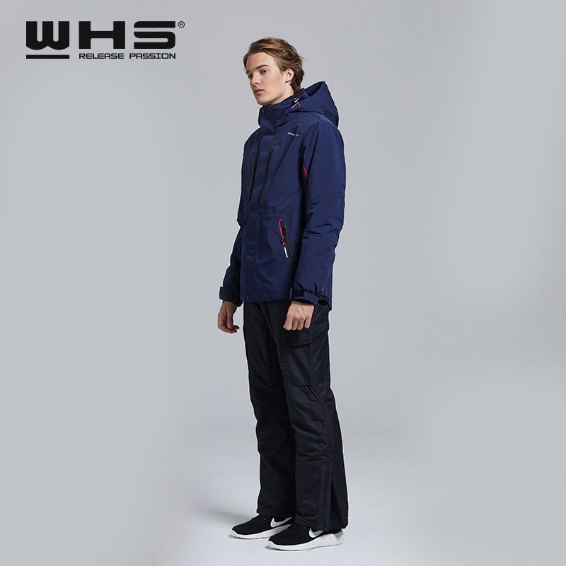 Windproof Ski Jacket 3