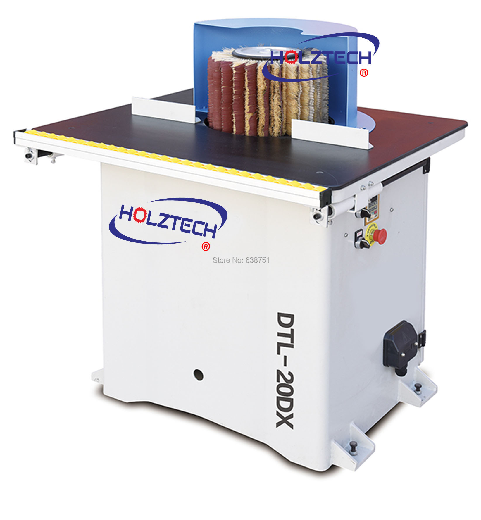 Brush Sanding Machine Drum Sander
