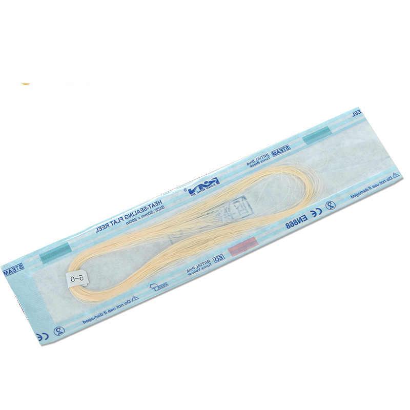 Зарытая проволока, двойное веко, полимерная линия, нейлоновая нить, линия, двойное веко, нейлоновая моноволокна, хирургический инструмент, косметический инструмент, запчасти