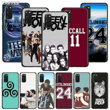 Teen Wolf Stilinski Phone Case for Samsung