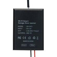 Door-Opener Garage Smart-Phone Wifi Remote-Control-App Timing-Function Compatible