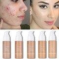 Жидкая основа для макияжа, консилер для жирной кожи, стойкий крем для осветления кожи, косметика, 30 мл, TSLM1