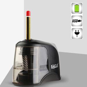 Image 3 - Elektryczna temperówka do ołówków najlepsze ostrze ze stali o dużej wytrzymałości dla artystów dla dzieci dorosłych kredki