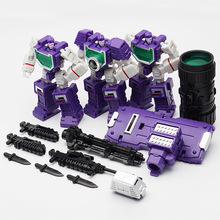 G1 MFT Transformation Camera Reflector   Viewfinder Spectro Spyglass MF 36 MF36 Brother Pioneer Series Action Figure Robot Toys