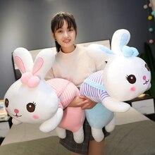 АП 70/90 см прекрасный большой уха кролика мягкие плюшевые игрушки Кролик чучела животных милые плюшевые игрушки Каваи ради палившие для детей