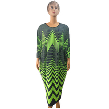 MD african dresses for women dashiki print robe africaine femme grand taille elegant dress free size kanga clothes