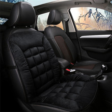 Universal Winter Warm Car Seat Cover Soft For Plush Car Seat Cushion Front Car Chair Backrest Pad Protector Luxury Car Interior