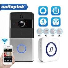IP видеодомофон Wi-Fi видео домофон дверной звонок 1080P wifi дверной Звонок камера для квартиры ИК сигнализация беспроводная камера безопасности