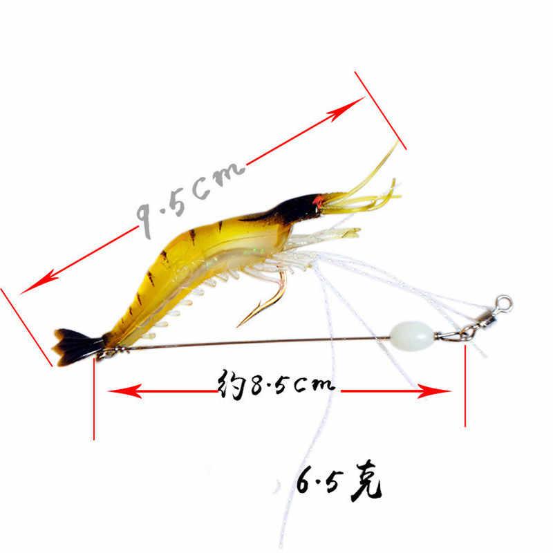 1Pcs Fishing lure Luminoso 9.5 centimetri 7g Wobblers Artificiale Esca Dura Mare Profondo Bass Richiamo di Plastica di Pesca di Pesce affrontare