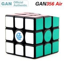 лучшая цена GAN 356 Air 3x3x3 Magic Cube 3x3 GAN356/GAN356Air/356Air Professional NEO Speed Cube Puzzle Antistress Fidget Toys For Children