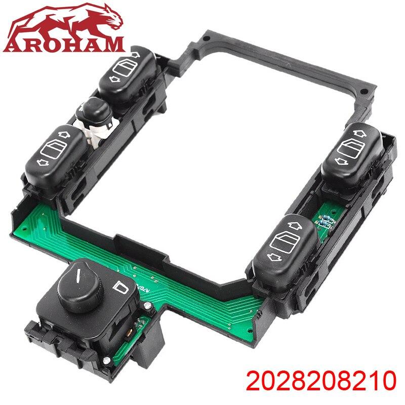 NEW Mercedes W202 W208 C220 C230 C280 Heater Control Double Valve