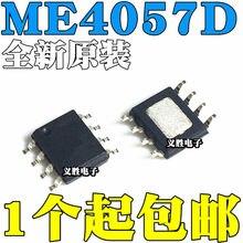 5 pçs/lote brandnew original me4057dspg 4057 d remendo sop8 4.35 v bateria de íon lítio linear ic chip
