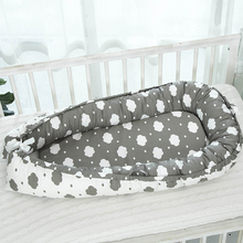 Корзина для детской кроватки для коляски для новорожденных, детская кроватка, подушка для кровати, защита для путешествий, переносные Бамперы для кроватки