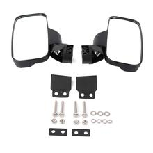 """Buy UTV Side View Mirrors 1.75"""" for Polaris Ranger 570 900 XP with Lock and Ride Cab System/Heavy Duty Large Size directly from merchant!"""