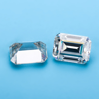 Starszuan Jewel GH color moissanite 4*6mm Test Positive 0.6ct loose moissanites bead for jewelry making