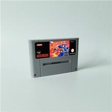 MEGA MAN 7 Megaman 7 액션 게임 카드 EUR 버전 영어