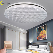 Moonfall-LED Ceiling lighting RGB lamp Modern Simple style light with star for Bedroom, Kitchen, Dining room, indoor 36W 72W