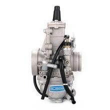 Flat Slide TM28mm Carburetor Spigot TM Carbs for Honda CR250 for Kawasaki KX125 150 все цены