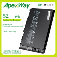 Apexway 14.8v 52Wh Laptop Battery for HP EliteBook Folio 9470 9470M Series HSTNN-IB3Z HSTNN-I10C BT04XL BA06 687517-1C1