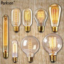 Edison-Bulb Lamp Pendant Ampoule Incandescent-Lamp Dimmable Home-Decor Retro Vintage