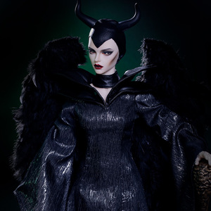 BJD Dolls Mamet 1/3 Female Ball Jointed Doll Rebirth Holy Queen Fairy Wings Option High Fashion Collection ShugoFairy(China)