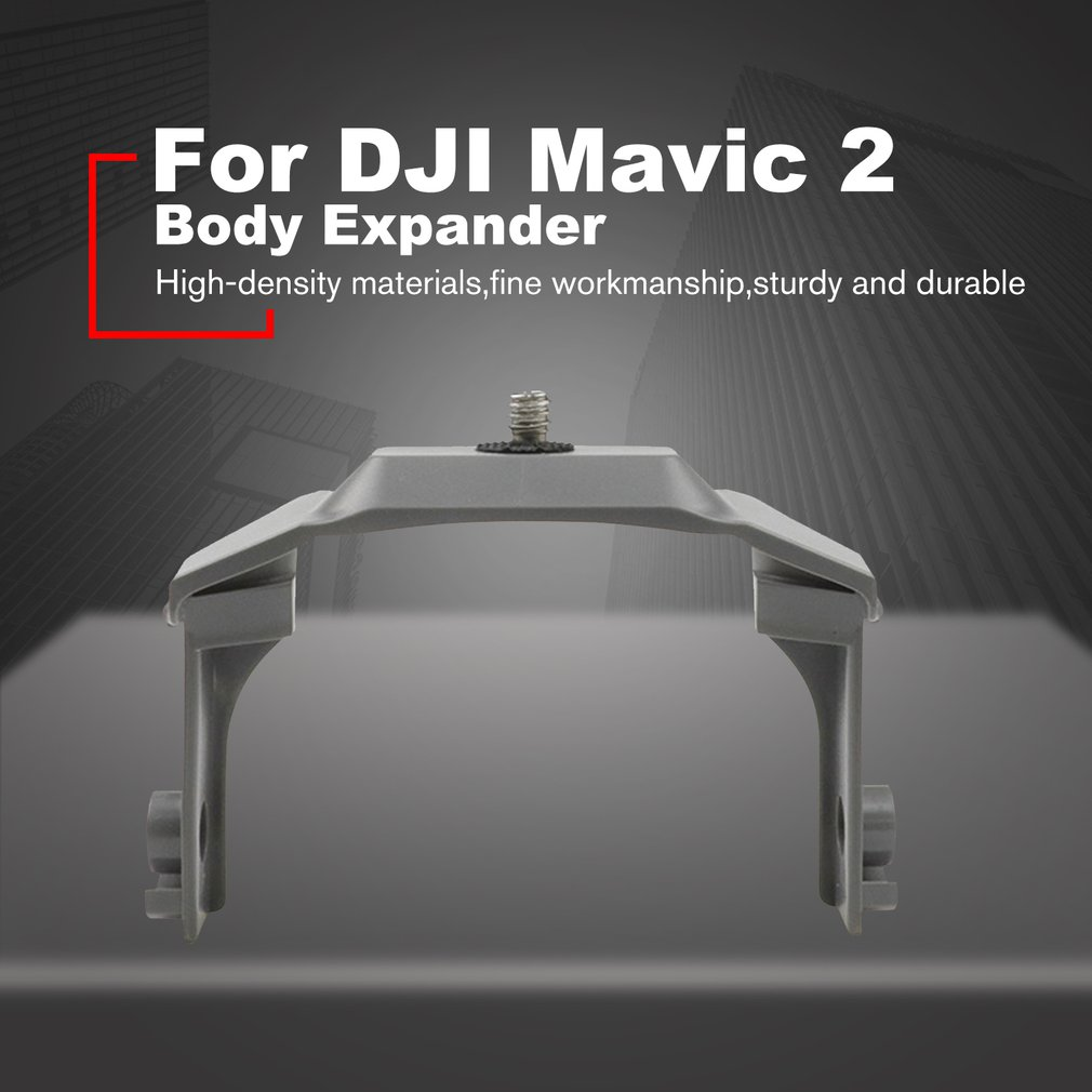 Body Expander Beugel Verbinding Houder multifunctionele Camera Connector Adapter Camera Accessoires Voor DJI MAVIC 2 - 2