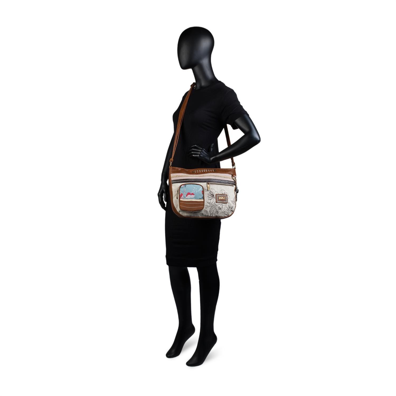 Skpat Modelo Moose Bolso De Mujer Pequeño Tipo Bandolera. Uso Diario O Paseo 301648 6