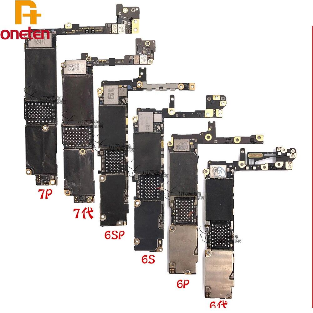 Плохая материнская плата без жесткого диска, запчасти для разборки, материнская плата для iphone 5S 6G 6P 6S 6SP 7G 7P 8G 8P, тренировка по ремонту|Детали инструментов|   | АлиЭкспресс