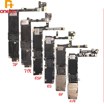 Bad Motherboard Without Hard Disk Disassembly Parts Mainboard For Iphone 5S 6G 6P 6S 6SP 7G 7P 8G 8P Repair Training Practice
