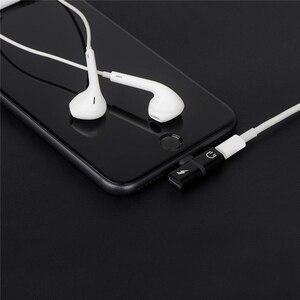 Аксессуары для телефонов, чехол для IPhone 11 Pro X XR XS Max 7 8 Plus 11Pro 10 2 в 1, двойной разъем, зарядное устройство для наушников, задняя крышка, чехол s