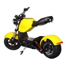 Высокое качество 60V 20A свинцово-кислотная батарея 2000W Harley электрический автомобиль двойной городской скейтборд-скутер