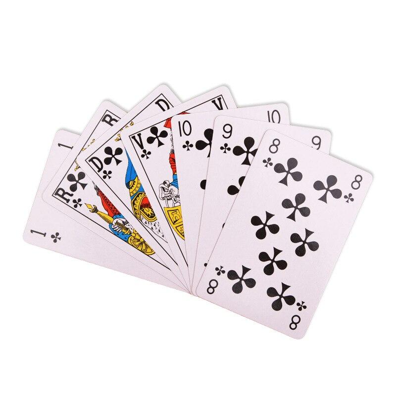 54 France Bridge Casual Entertainment Chess Customizable Car Propaganda Advertisement Playing Cards