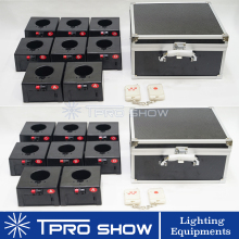 2Set Cold Fireworks System Sparking Machine Wireless Remote Control Pyrotechnics Stage Effect Fountain Ignitor Indoor Weddings