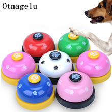 Creative Dog Training Bells Puppy Training Feeding Reminder Bell For Pet Dog Cat  Food Feeder Call Bell Pet Educational Supplies