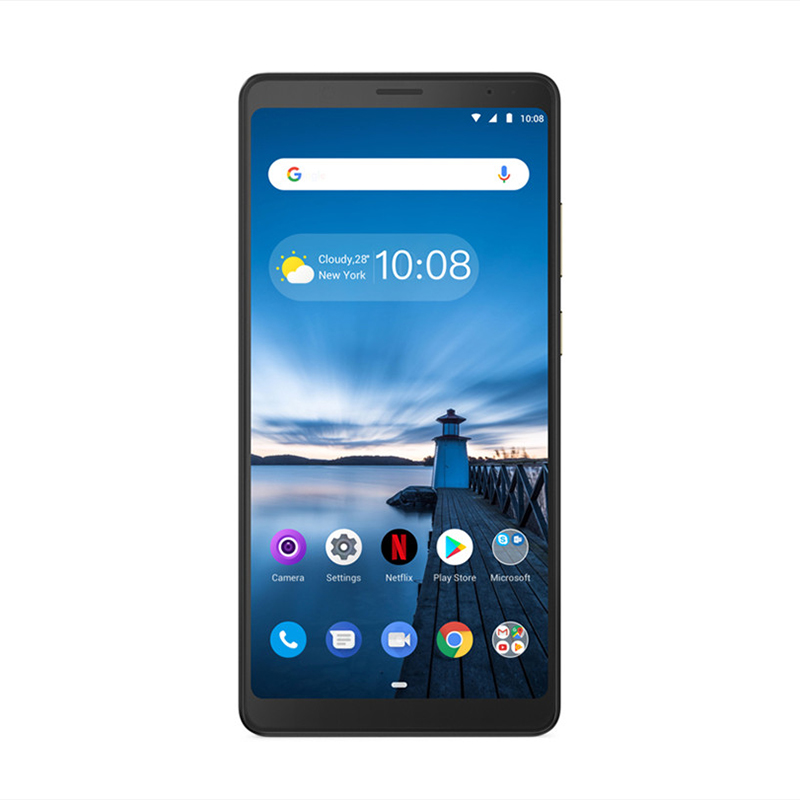 Image 2 - Global Lenovo Tab V7 PB 6505MC 2GB 16GB 4G FDD LTE Android P Mobile Phone 6.9 inch FHD Screen Snapdragon 450 5180mAh OTA Update-in Cellphones from Cellphones & Telecommunications