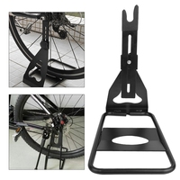 Bicycle Frame Mountain Display Stand U-shaped Stand Outdoor Sports Equipment Cycling Supplies Stable Bicycle Support Accessories