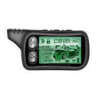 2 way tz 9030 chave de controle remoto fob para a versão russa tz9030 sistema de alarme de carro em dois sentidos tomahawk Tz 9030 chaveiro|Alarme de assaltante| |  -