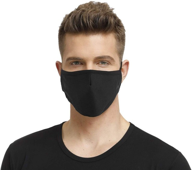 Dust Mask Activated Carbon PM2.5 Anti-Fog Anti Dust Flu Face Mouth Warm Masks Healthy Air Filter Dustproof Antivirus Washable 1