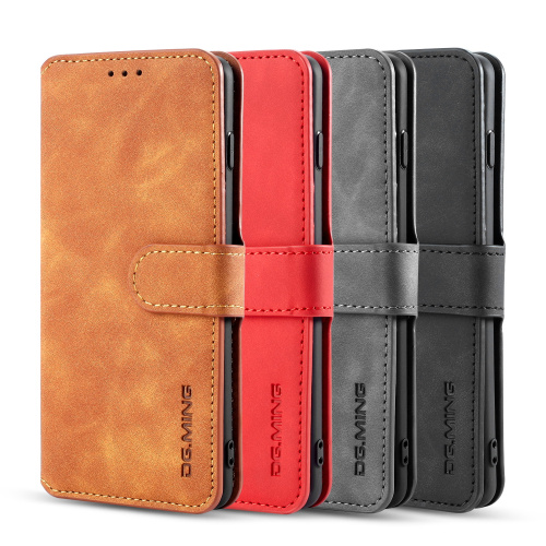 DG.Ming Phone <font><b>case</b></font> Retro Flip <font><b>Wallet</b></font> ID Card Leather for <font><b>Samsung</b></font> Galaxy <font><b>S7</b></font> <font><b>Edge</b></font> S8 Plus S9 Plus S10 Plus S10 E S10 5G Cover image