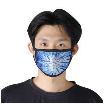 Unisex printed spots wild cat universal face masks washable reusable cloth masks satey mouth face mascarillas protective drop
