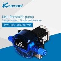 Kamoer Pumps KHL Peristaltic Self Priming High Flow Tubing Pump with Stepper motor, 12V/24V, DC, Maximum Flow Rate 1.8L/Min