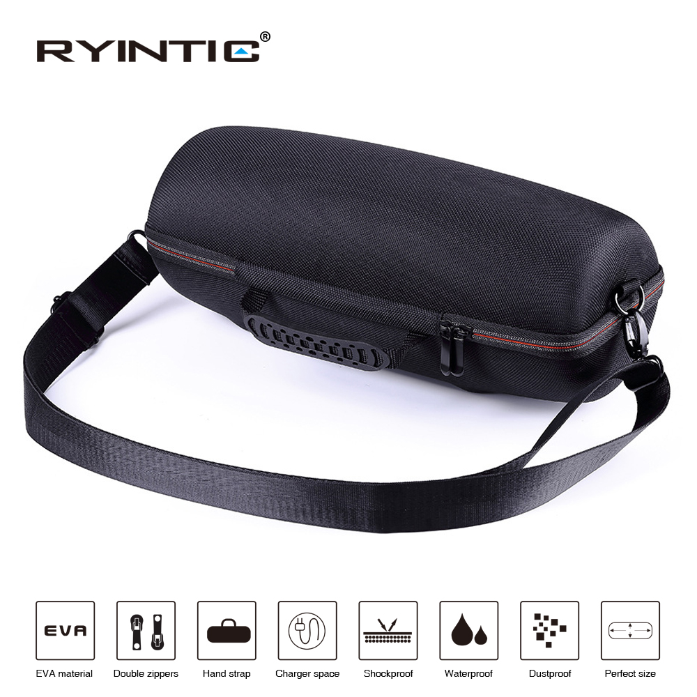 2019 Portable EVA Hard Carrying Pouch Cover Bag Storage Case For JBL Xtreme2/ Xtreme 2 Bluetooth Speaker Extra Space With Belt
