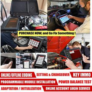 Image 5 - LAUNCH – X431 V V4.0 mini scanner de voiture professionnel, outil de Diagnostic automobile, système complet, lecteur de Code OBD, OBD2
