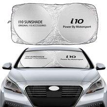 Sun-Shade-Cover Auto-Accessories Car-Windshield N-Line IA Hyundai Protector Blocks