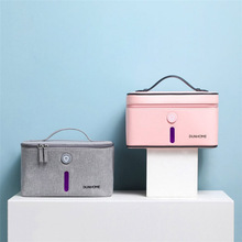 UV Sterilizer Disinfection Box USB Charge Personal Care Ultraviolet Disinfector Cabinet For Underwear Makeup Toys Negative ion