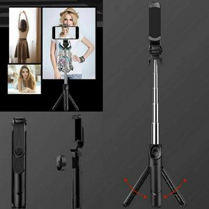 Image 3 - Hot Sale 4 In 1 Wireless Bluetooth Selfie Stick Universal Extendable Tripod with Remote Shutter