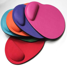 Color-Mouse-Pad Office Portable PC with Wrist-Support 1pcs Thickened