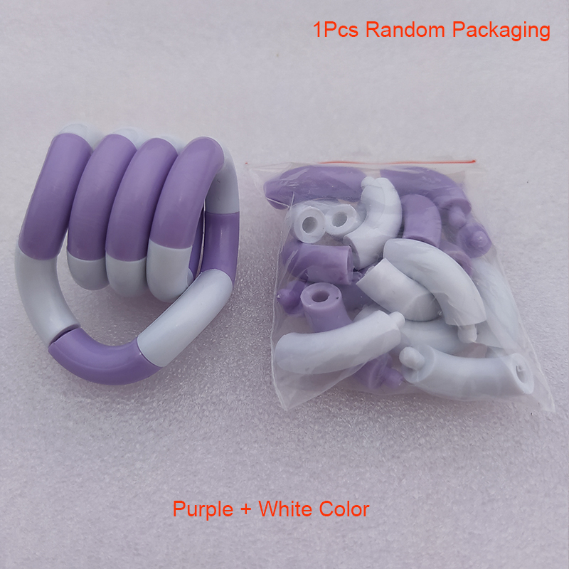 Decompression Toy Autism Fidget Gifts Twist Anti-Stress Office Adult New Deformation-Rope img5